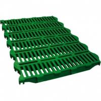 PLACA SLAT PLASTICO 60X40 CMS