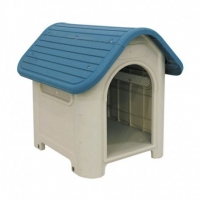 CASETA PLASTICO DOG HOUSE